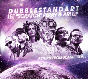 Lee Perry mit Doublestandart