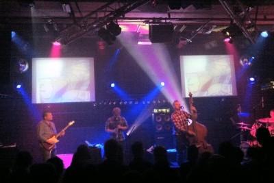 Red Snapper Mai 2011 live im Melkweg Amsterdam