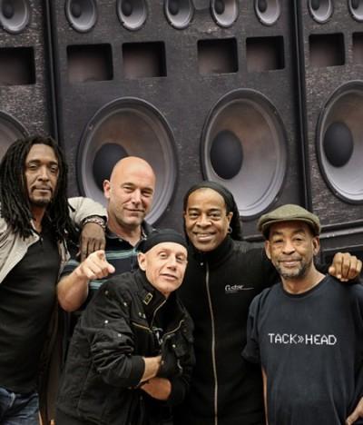 Tackhead Bandfoto 2012