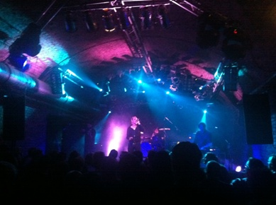 Peter Murphy Gigs in 2013