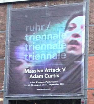 Massive Attack V Adam Curtis – Faszinierende Sound- und Videoperformance bei der Ruhrtriennale