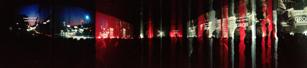 Massive Attack in Duisburg