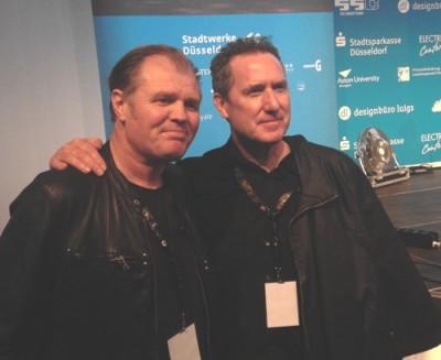 Rusty Egan und Andrew McCluskey @ELECTRI_CITY